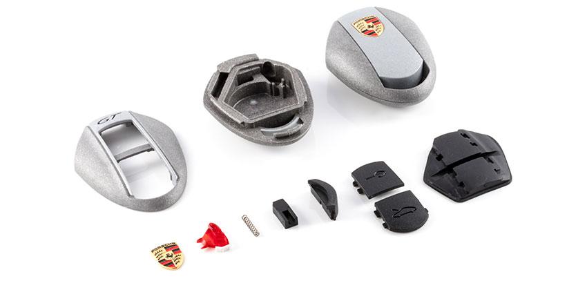 Porsche GT Schlüssel